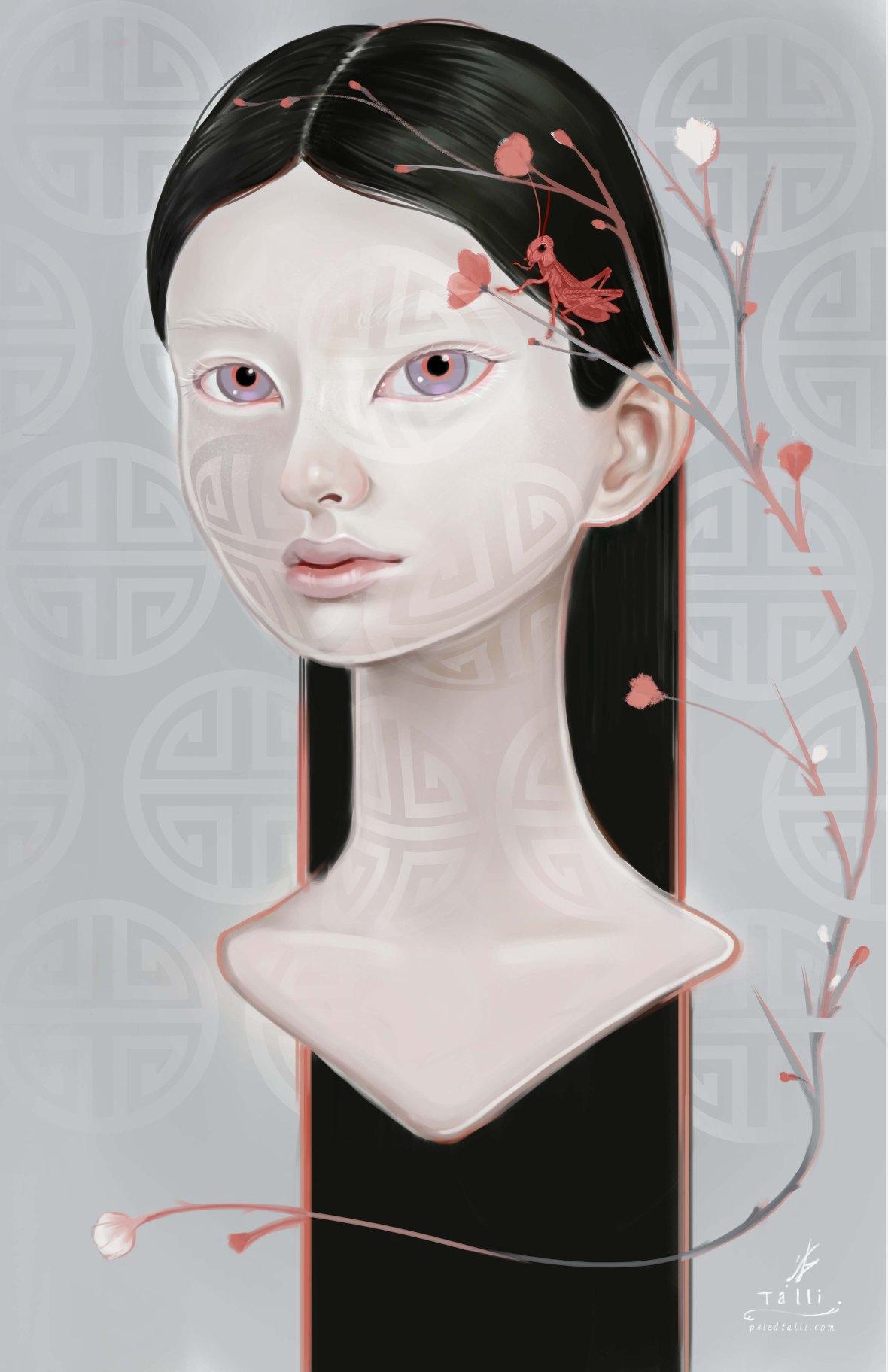 Japanese_blossom_black_hair
